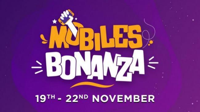 Flipkart Mobiles Bonanza Sale Kicks Off With Deals Smartphones - Sakshi