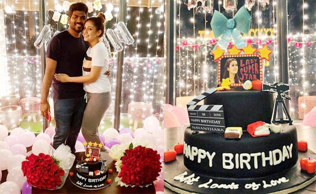 Vignesh Shivan Birthday Wishes To Nayanthara - Sakshi