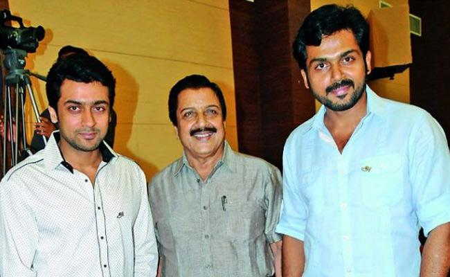 Image result for surya donated 50 lakhs