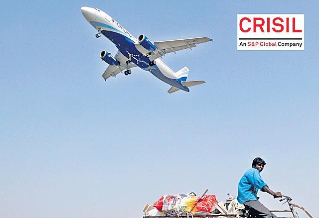 Crisil downgrades SpiceJet's loan facilities - Sakshi
