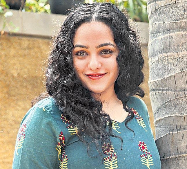 Nithya Menen to play Jayalalithaa in 'The Iron Lady' - Sakshi
