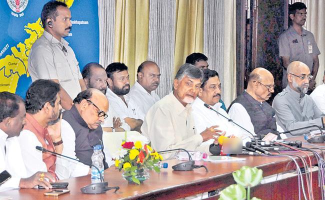 Chandrababu Naidu Focused On Party Strengthen In Telangana - Sakshi