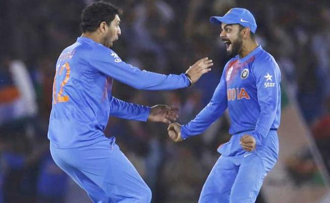 Virat Kohli Wins Created Yet Another Record By Getting Man Of The Series - Sakshi