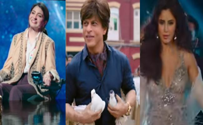 Shah Rukh Khan ZERO Movie Trailer Out - Sakshi