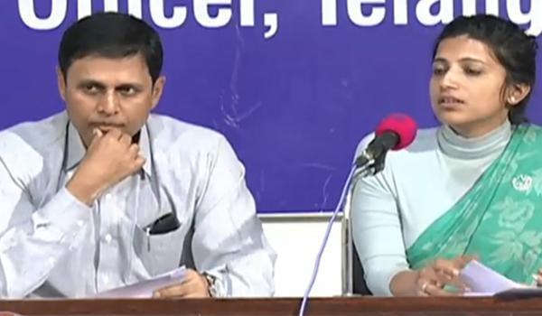 3583 Nominations registered in Telangana says Rajathkumar - Sakshi