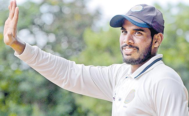 Hyderabad looks Stay on first win in Ranji Trophy - Sakshi