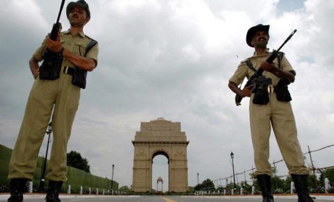 High Alert In Delhi, Cops Look For Two Jaish Terrorists - Sakshi