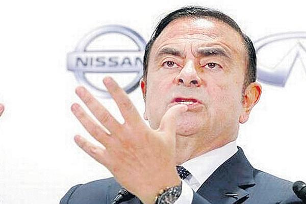 Nissan boss Carlos Ghosn's arrest in Japan shocks auto industry - Sakshi