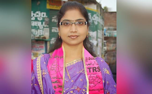 Twist For TRS Candidate Rekha Nayak Nomination - Sakshi