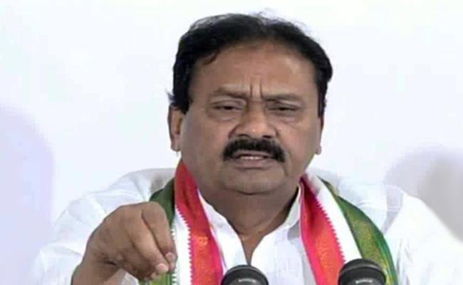 Three TRS MPs Will Join In Congress Says Shabbir Ali - Sakshi