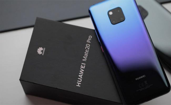 Huawei Mate 20 Pro India Launch Set for November 27 - Sakshi