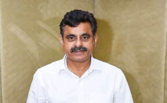 ఱస్Konda Visweswar Reddy said Good Bye to TRS - Sakshi