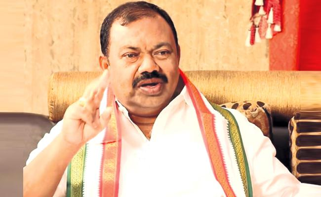 Kyama Mallesh Removed From DCC Presidential Post - Sakshi