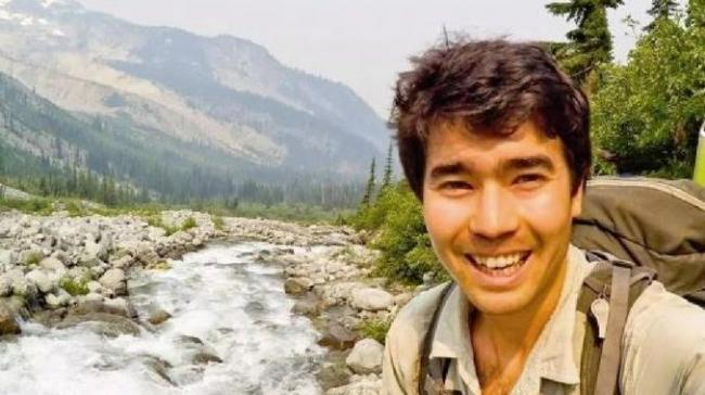 American Tourist Who Killed By Indian Tribe Last Message - Sakshi