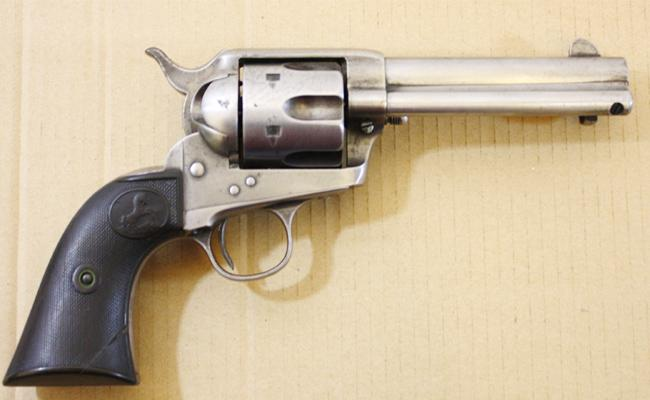 Son In law Killed Uncle With Gun in East Godavari - Sakshi