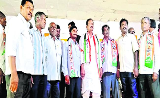 Minister  Shabbir Ali Meeting In Kamareddy Constituency - Sakshi