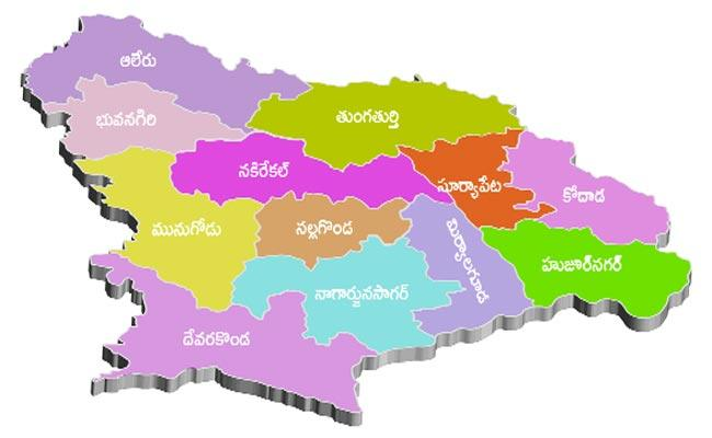 Telangana Elections Main Candidates In Nalgonda - Sakshi