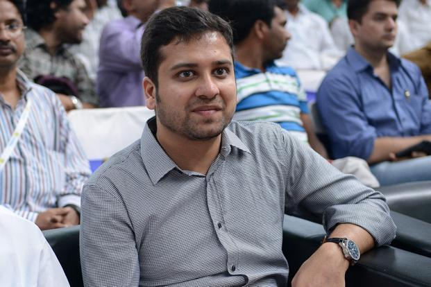 Binny Bansal filed a complaint against ex-colleague but withdrew Report - Sakshi