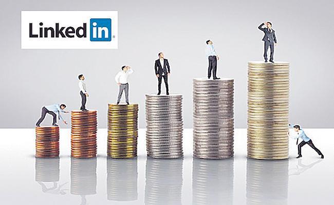More Wages in Bangalore Linkedin Survey - Sakshi