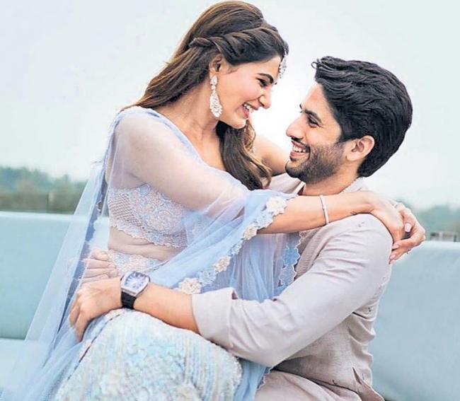 naga chaitanya birthday celebrations in goa - Sakshi
