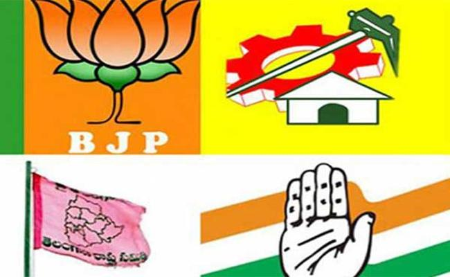 'How To Get Votes'  The Main Parties Focus - Sakshi