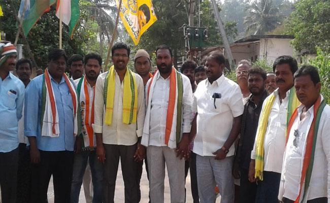 Election Campaign TDP In Sattupalli khammam - Sakshi