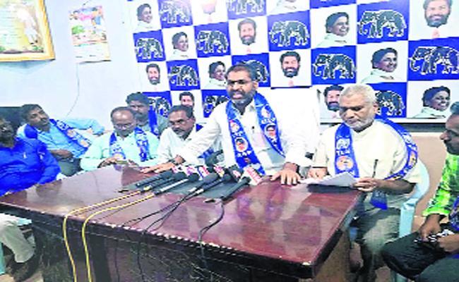 BSP Mayawati Campaign In Mahabubnagar - Sakshi