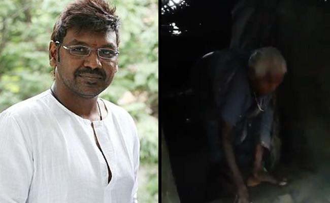 raghava Lawrence Wants To Construct Home For Gaja Cyclone affected - Sakshi