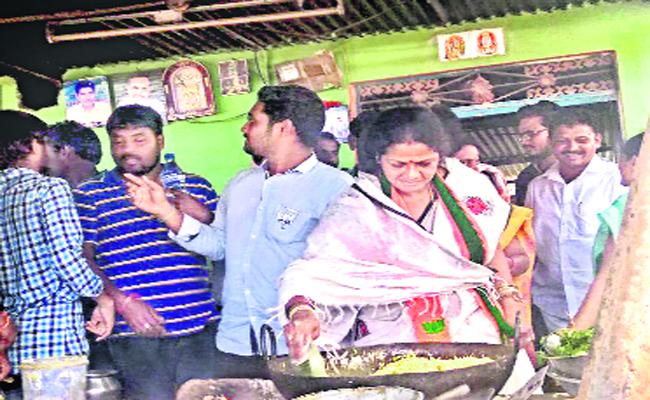 Election Campaign In Mahabubnagar - Sakshi