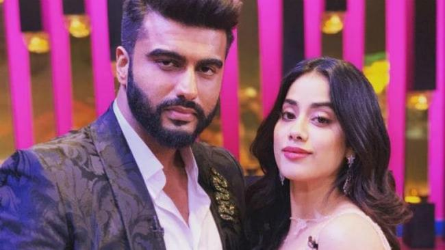 Arjun Kapoor Opens Up On Why He Was There For Sridevi Daughters After Her Death - Sakshi