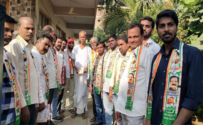 vote for congress in nizamabad - Sakshi