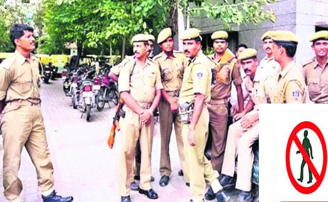Election Commission  Conditions On Police - Sakshi