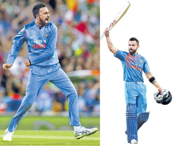India win by 6 wickets, level T20 series 1-1 - Sakshi