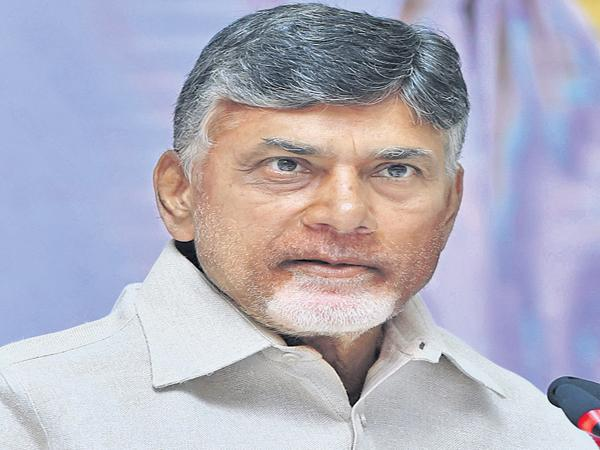 Chandrababu asked lands from farmers again - Sakshi