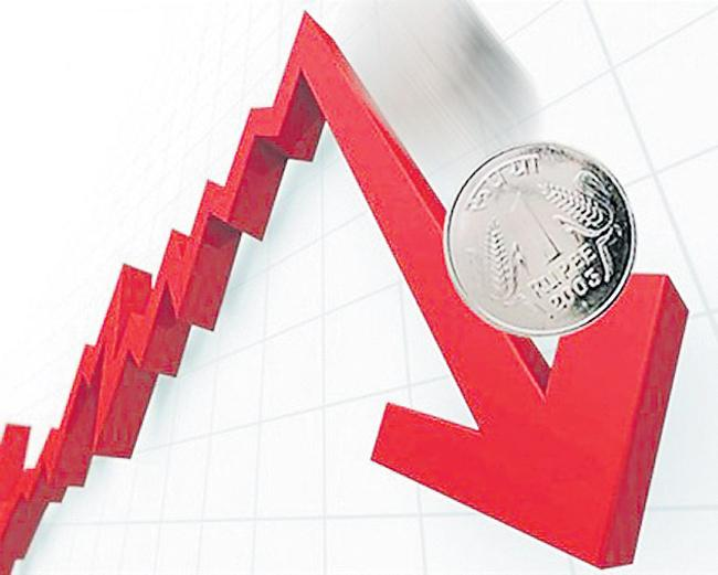 Rupee Gains 39 Paise Against Dollar Amid Plunging Crude Prices: 10 Points - Sakshi