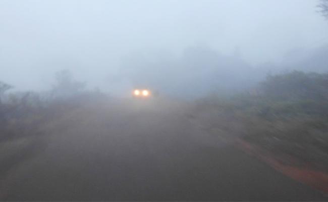Temperatures Down In Visakhapatnam - Sakshi