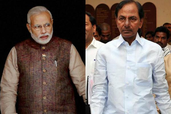 STAR WAR .. KCR to the District today, Modi's Arrival - Sakshi
