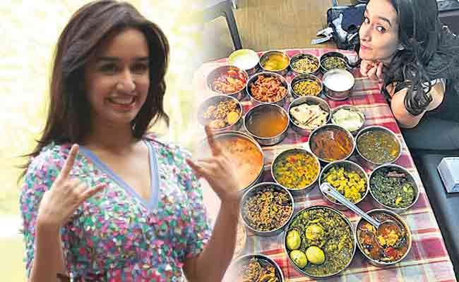 Shraddha Kapoor Is A Foodie. This Pic Is Proof - Sakshi