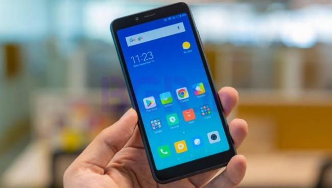 Xiaomi Redmi 6a to go on Sale Amazon and Mi com  - Sakshi