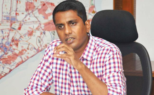 Summer Plan For Drinking Water Visakhapatnam - Sakshi
