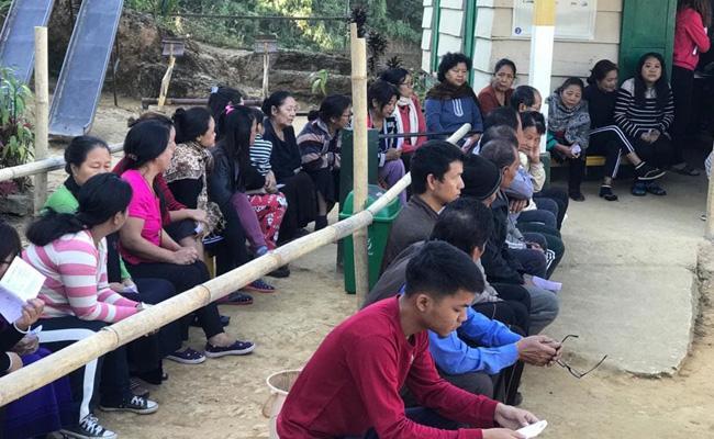 Madhya Pradesh Mizoram Polling Updates - Sakshi