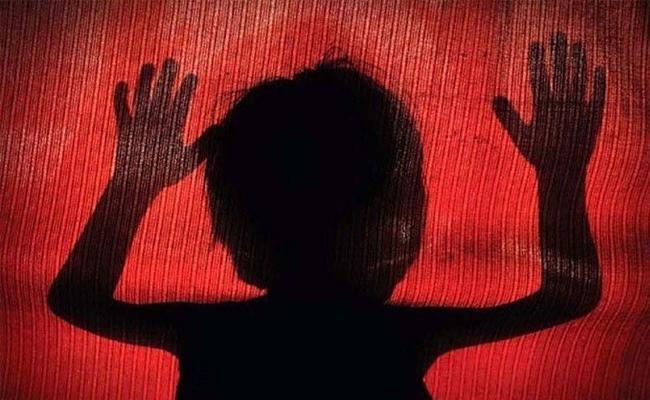 Minor Girl Raped in Vizianagaram district - Sakshi