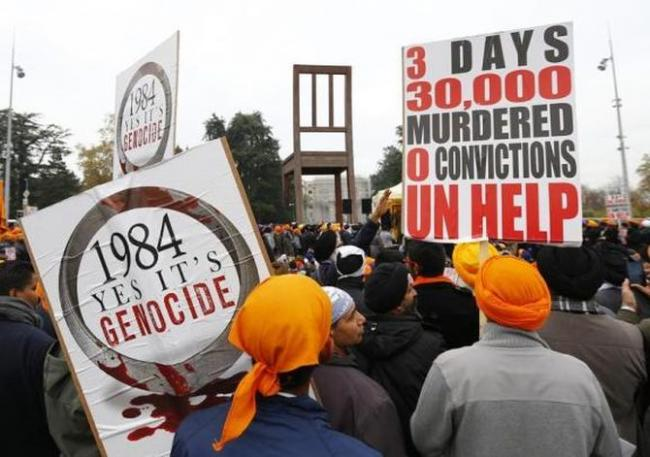 High Court  Upheld The Conviction Of 88 People In Connection with Anti Sikh Riots Case - Sakshi