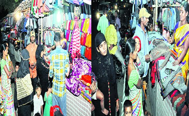 Silk Clothes Rates Hike In Nalgonda District Due To Winter - Sakshi