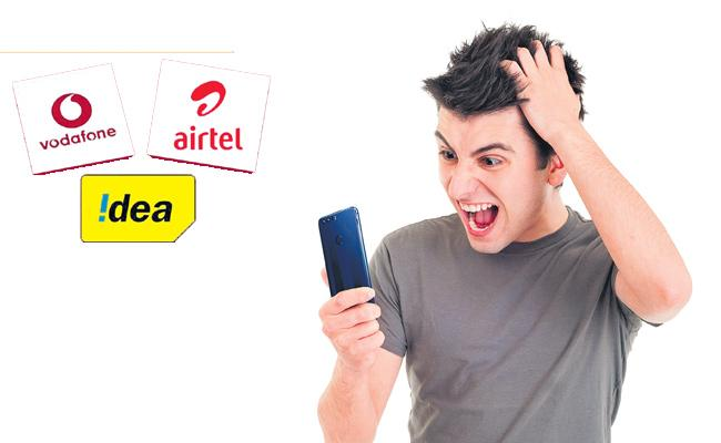 Airtel, Vodafone Idea get Trai call over minimum recharge plans - Sakshi