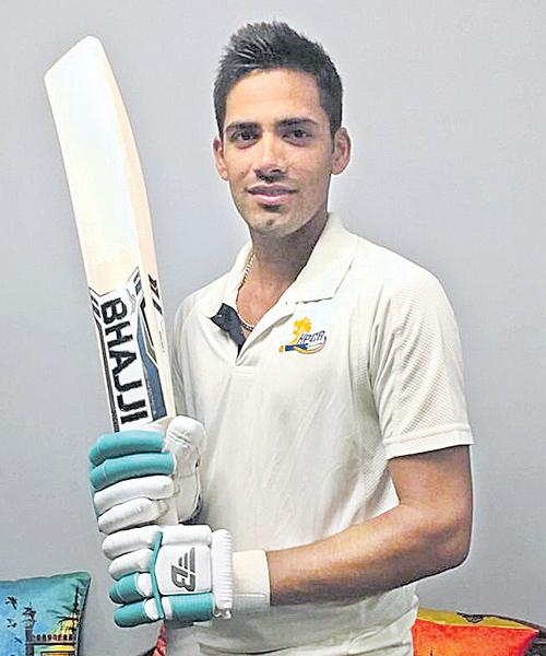 Prashant leads Himachal from the front - Sakshi