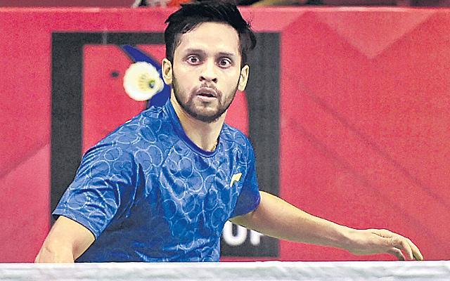 Korea Open: Indian challenge ends early as Parupalli Kashyap, Sourabh Verma - Sakshi