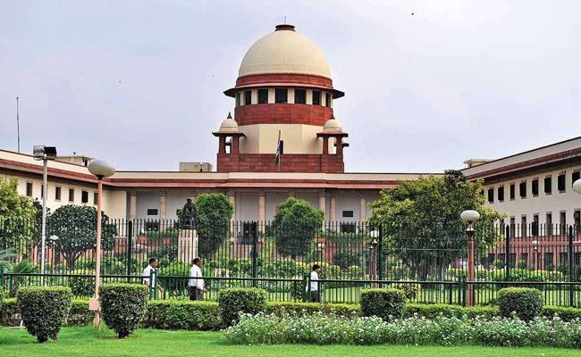 Supreme Court Directive To Centre On Polavaram Project - Sakshi