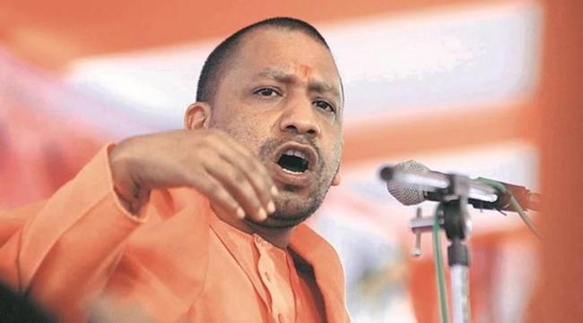 Yogi Adityanath gets legal notice for calling Lord Hanuman Dalit - Sakshi