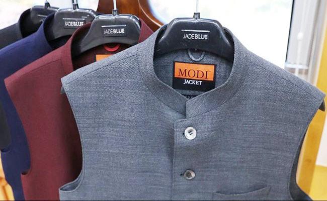 JadeBlue Lifestyle India MD Says Modi Set A New Trend With Modi Vest - Sakshi